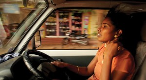 <b>Driving with Selvi</b>
