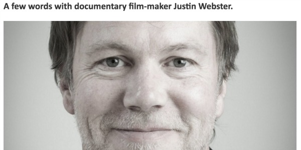 """CANVAS: A Brief Encounter with Justin Webster, director of """"Gabo"""""""