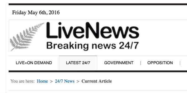 Live News PM