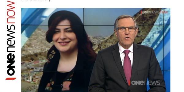 Rokhsareh TVOne PM