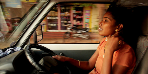 SLYONTHEWALL: Driving with Selvi