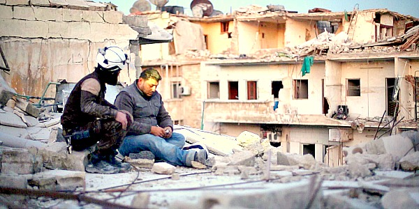 Variety review on <i>Last Men in Aleppo</i>