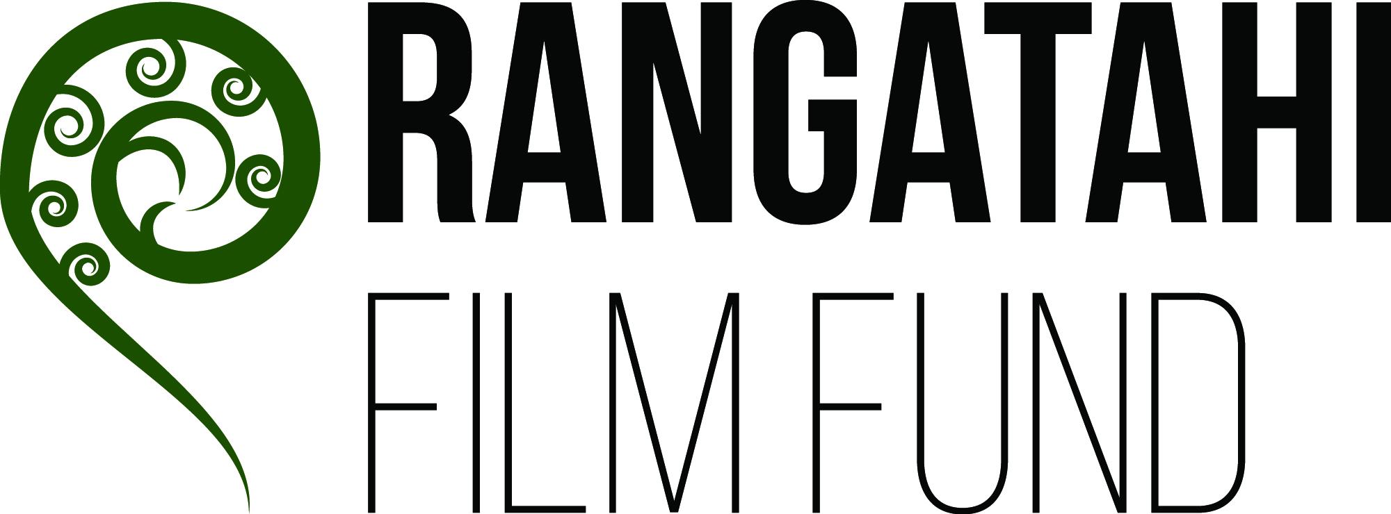 Rangatahi Film Fund Logo