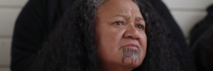 'Get used to the moko kauae because it's not going away'