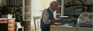Long-time foreign correspondent spotlighted in new documentary