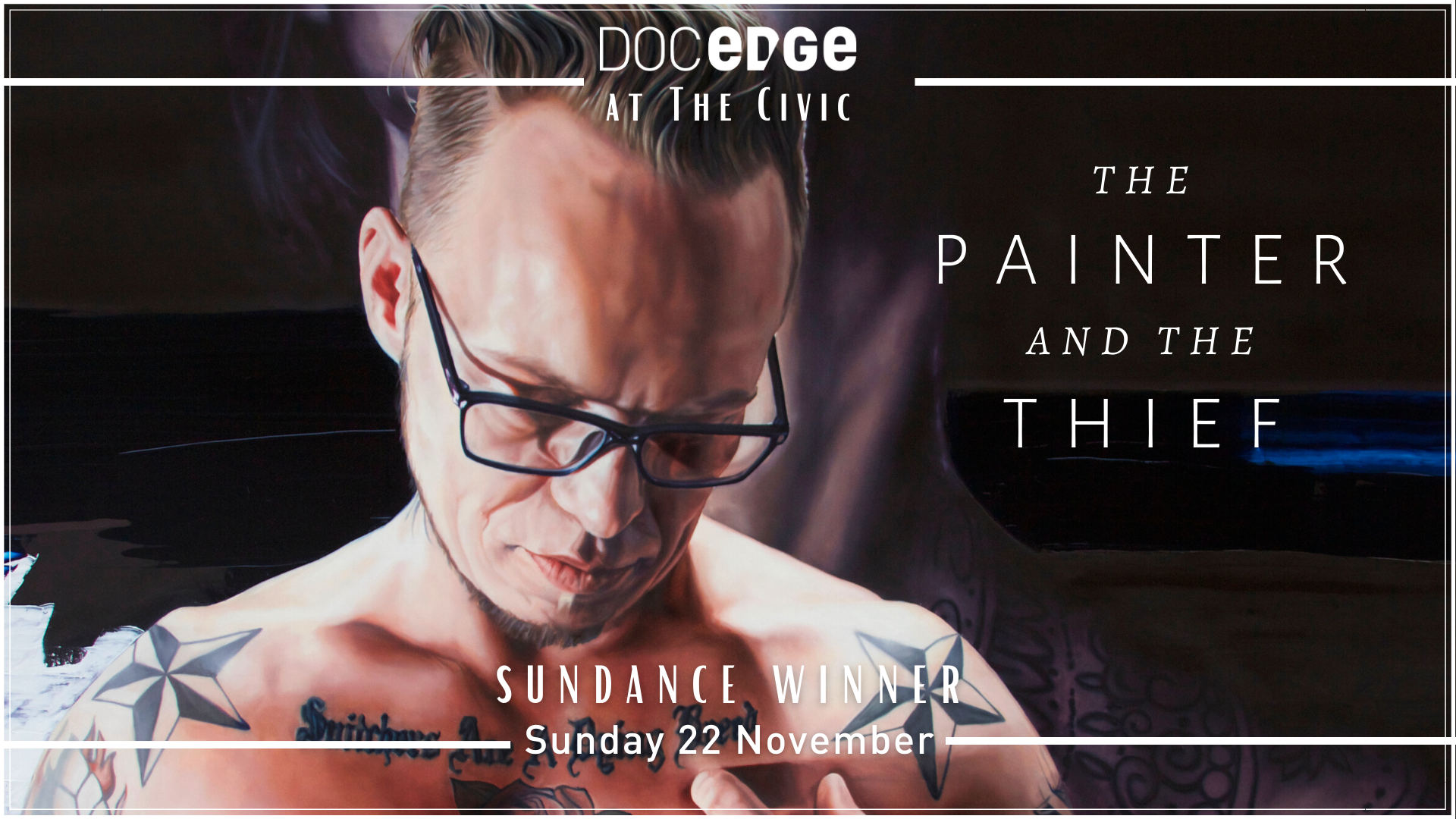 Doc Edge at The Civic, Painter and the Thief, Sundance Winner