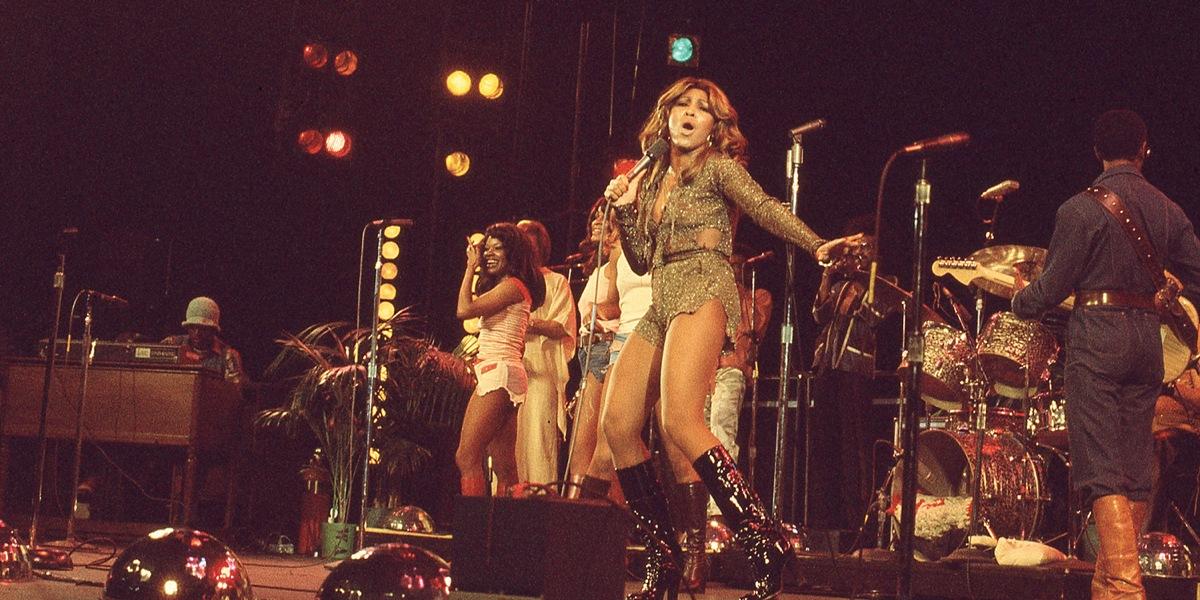 Tina Turner headlines Doc Edge Festival 2021