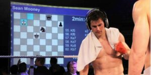 Chessboxing - finding the world's toughest and smartest person.